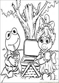 muppets coloring pages kids coloring