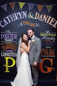 wedding backdrop chalkboard rustic bright autumn wedding photo booth backdrops and chalkboards