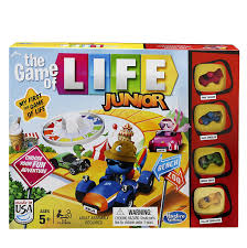 amazon com the game of life junior game toys u0026 games