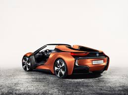 bmw concept i8 bmw confirms i8 roadster for 2018