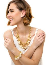long fashion pearl necklace images Pearl necklaces necklaces jpg
