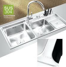 undermount kitchen sink with faucet holes vanities small undermount bathroom sink lowes undermount bath