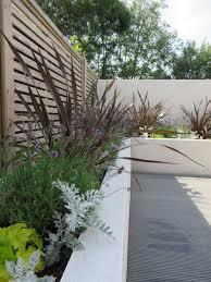 long narrow contemporary courtyard design outside roomsoutside rooms