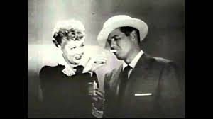 philip morris cigarettes retro commercial w lucille ball desi