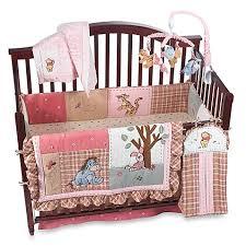 Winnie The Pooh Nursery Bedding Sets Disney S Winnie The Pooh Delightful Day Crib Bedding Accessories