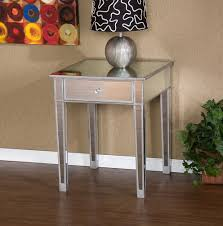 mirror accent table target home design idea what is a parsons end