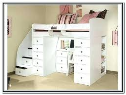 Bunk Beds With Dresser Underneath Bunk Bed With Desk Underneath Bunk Beds With Dresser Underneath