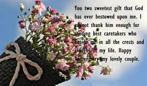 wedding quotes to parents wedding anniversary wishes quotes images for parents best wishes