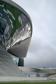 bmw museum inside bmw welt coop himmelb l au