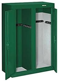 stack on 22 gun steel security cabinet amazon com stack on ss 22 mb c 22 gun fully convertible security