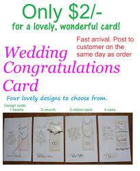 wedding wishes designs qoo10 wedding congratulations card best wishes card wedding