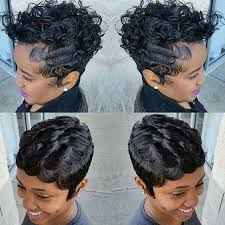 phairstyles 360 view 20 inspirations of soft short hairstyles for black women