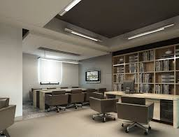 office design modern luxury office chinese style ceo interior