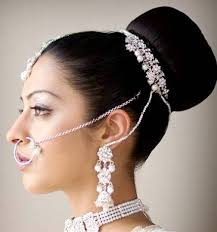 hair accessories for indian weddings 5 stunning indian wedding hairstyles for medium length hair my