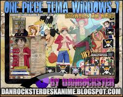 download themes naruto for windows 7 ultimate mugiwaras new world theme windows 7 by danrockster on deviantart