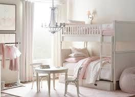 chambre fille lit superposé décoration sobre pour des chambres avec un lit superposé
