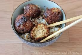 soja cuisine recettes je suis une quiche en cuisine mais je me soigne boulettes