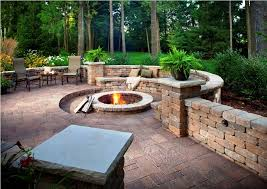Block Patio Designs Backyard Paver Designs Impressive Backyard Patio Designs With