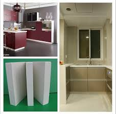 Material For Kitchen Cabinet What Is Pvc Foam Board Pvc Board Raw Materials Furniture Cabinets