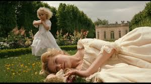 beautiful garden movie i love this pictures it is marie antoinette with her daughter in