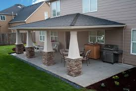 Covered Patios Designs Covered Patio Company Dayton Patio Cover Designs Columbus Oh Two