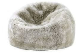 Beanie Chair The Beanbag Chair By Parker Wool U2013 Soft Luxury Of Sheepskin
