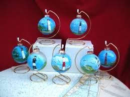 ornaments from the nautical realm