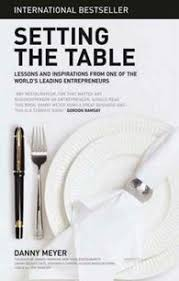 setting the table book books kinokuniya setting the table paperback meyer danny