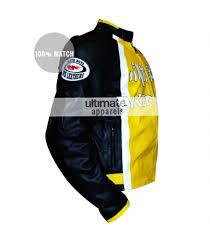leather bike jackets for sale biker boyz derek luke kid yellow motorcycle jacket