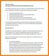 informational report template 3 executive report template park attendant