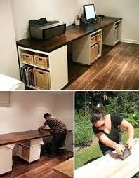 fabriquer un bureau informatique fabriquer un bureau d angle dans le bureau angles