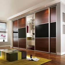 Sliding Wardrobes Doors Modern Sliding Glass U0026 Mirror Doors Bravo London Fitted Wardrobes