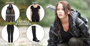 katniss costume katniss everdeen costume the hunger complete