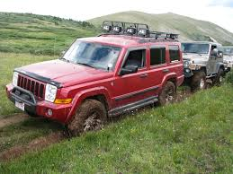 jeep commander lifted rwmorrisonjr 2006 jeep commander specs photos modification info