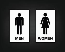 Hdviet by Bathroom Unisex Bathroom Sign 7 Unisex Bathroom Sign Gender Realie
