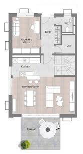 Floor Plan Couch by 330 Best Traumhäuser Images On Pinterest Live Architecture