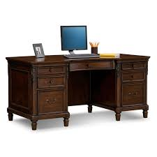 Small Desk And Chair Set by Ashland Executive Desk And Chair Set Cherry American Signature