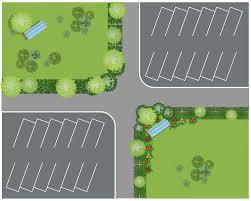 site plan site plans solution conceptdraw