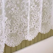 Heirloom Lace Curtains 36 45 Inch Curtains On Hayneedle Curtains 36 45 Inches