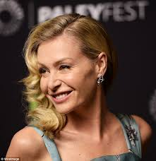 portia hair company portia de rossi oozes elegance as she attends paleyfest for her