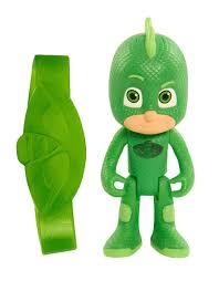 pj masks 3 light figure gekko toys