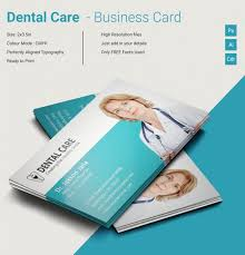 Template For Business Cards Free Download Business Card Template For Doctors Caduceus Alternative Medicine