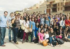 Arizona is it safe to travel to israel images Harvard law students get a legal tour of israel israel