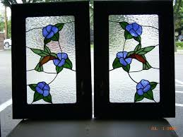 for all your stained glass door insert or wrought iron needs in
