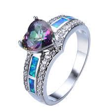 ebay rings opal images Nobby design fire opal wedding ring engagement ebay wedding jpg