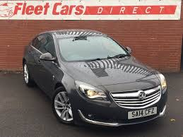 opel insignia 2014 used vauxhall insignia cars for sale in sheffield south yorkshire