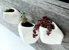 accessories cat shaped wall planter as vertical garden this would