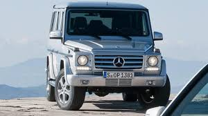 mercedes g wagon 2013 mercedes g class to get v12 power autoweek