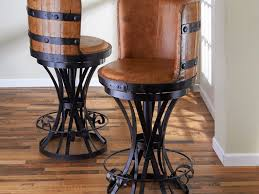 bar stools excellent ideas stunning wood and metal bar stools
