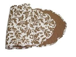 48 inch table runner bronze table runner 48 inch all cotton reversible by table runners